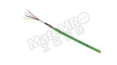 数据采集电缆 6XV1841-2B 附件类型:坚固的柔性电缆 适用于:用于偶尔移动的机器零件  RL