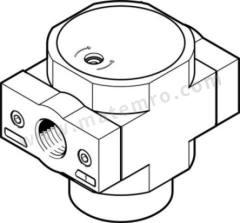 赫尔辛基 系列 气动手动控制阀 HEL-1/2-D-MAXI 功能:2/2 Closed, Monostable 连接口螺纹:G 1/2 螺纹尺寸:1/2 螺纹标准:G 制造商系列:赫尔辛基  个