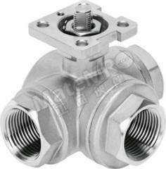 vzbe VZBE-1/2-T-63-F-3L-F04-V15V15 控制机制:棒杆 功能:3/2 螺纹尺寸:1/2 螺纹标准:NPT 制造商系列:vzbe  个