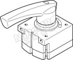 vher 系列 棒杆 气动手动控制阀 VHER-H-B43E-B-G12 控制机制:棒杆 功能:4/3 exhausted 连接口螺纹:G 1/2 螺纹尺寸:1/2 螺纹标准:G 制造商系列:vher  个