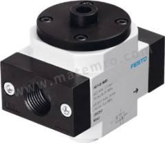 嘿 系列 气动手动控制阀 HEP-3/8-D-MINI 功能:3/2 Closed, Monostable 连接口螺纹:G 1/4,G 1/8,G 3/8 螺纹尺寸:1/8, 3/4, 3/8 螺纹标准:G 制造商系列:嘿  个