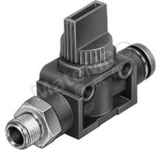 he-2-1/8-qs-6 HE-2-1/8-QS-6 控制机制:手动 功能:2/2 Bistable 螺纹尺寸:1/8, 6 制造商系列:he-2-1/8-qs-6  个