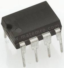 光耦合器 LTV-824 安装类型:通孔安装 输出设备:光电晶体管 最大正向电压:1.4V 通道数目:2 针数目:8 封装类型:PDIP 输入电流类型:交流 典型上升时间:4µs 最大输入电流:50 mA 隔离电压:5 KVrms 最大电流传输比:300% 典型下降时间:3µs 最小电流传输率:20 % 系列:LTV-8x4  包