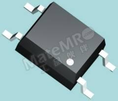 光耦合器 FODM124 安装类型:表面安装 输出设备:光电晶体管 最大正向电压:1.3V 通道数目:1 针数目:4 封装类型:MFP 输入电流类型:直流 典型上升时间:3µs 最大输入电流:50 mA 隔离电压:3750 V ac 最大电流传输比:1200% 典型下降时间:3µs 最小电流传输率:100 %  盒