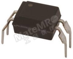 光耦合器 VO615A-4X018T 安装类型:通孔安装 输出设备:光电晶体管 最大正向电压:1.6V 通道数目:1 针数目:4 封装类型:PDIP 典型上升时间:3µs 最大输入电流:60 mA 隔离电压:5000 V ac 最大电流传输比:320% 典型下降时间:4.7µs 最小电流传输率:160 %  RL