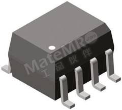光耦合器 IL217AT 安装类型:表面安装 输出设备:光电晶体管 最大正向电压:1.5V 通道数目:1 针数目:8 封装类型:SOIC 输入电流类型:直流 最大输入电流:60 mA 隔离电压:4000 V ac 最大电流传输比:130% 最小电流传输率:100 %  RL