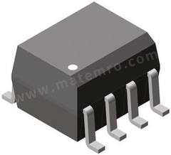 光耦合器 IL206AT 安装类型:表面安装 输出设备:光电晶体管 最大正向电压:1.5V 通道数目:1 针数目:8 封装类型:SOIC 输入电流类型:直流 最大输入电流:60 mA 隔离电压:4000 V ac 最大电流传输比:125% 最小电流传输率:63 %  RL