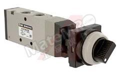 VZM400 系列 黑色 转动选择器 ADC 气动手动控制阀 NVZM450-N01-34B 控制机制:转动选择器 功能:4/2 连接口螺纹:NPT 1/8 螺纹尺寸:1/8 螺纹标准:NPT 制造商系列:VZM400 控制按钮/开关颜色:黑色 最大操作压力:1 MPa 主体材料:ADC 最低工作温度:-5°C 最高工作温度:+60°C 端口数目:4/2  个