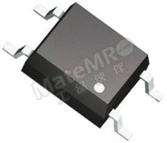 光耦合器 FODM3083 安装类型:表面安装 输出设备:三端双向可控硅开关驱动器 最大正向电压:1.5V 通道数目:1 针数目:4 封装类型:Mini-Flat 最大输入电流:60 mA 隔离电压:3750 Vrms  盒