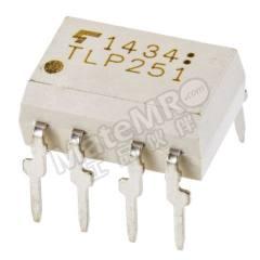 光耦合器 TLP754F(F) 安装类型:通孔安装 输出设备:光电 IC 最大正向电压:1.7V 通道数目:1 针数目:8 封装类型:DIP 典型上升时间:0.5µs 最大输入电流:1.3 mA 隔离电压:5000 Vrms 逻辑输出:是 典型下降时间:0.5µs 系列:TLP 754 特殊功能:工厂自动化  包