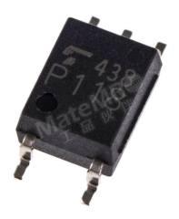 光耦合器 TLP2309(E(T 安装类型:表面安装 输出设备:集成电路 最大正向电压:1.7V 通道数目:1 针数目:5 封装类型:SO6 输入电流类型:直流 最大输入电流:25 mA 隔离电压:3750 Vrms 逻辑输出:是 最大电流传输比:15%  包