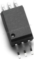 光耦合器 ACPL-W345-000E 最大正向电压:1.95V 最大输入电流:11 mA 隔离电压:5000 Vrms 特殊功能:LED 电流输入,具有滞后,欠电压锁定保护 (UVLO),具有滞后 系列:ACPL-W345  管