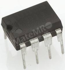 光耦合器 ILD55 安装类型:通孔安装 输出设备:达林顿 最大正向电压:1.5V 通道数目:2 针数目:8 封装类型:PDIP 输入电流类型:直流 典型上升时间:10 μ 最大输入电流:60 mA 隔离电压:5300 V 交流 最大电流传输比:400% 典型下降时间:35µs 最小电流传输率:100%  管