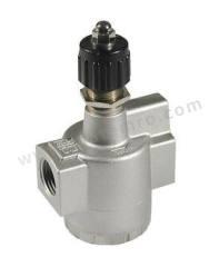 流量控制器 AS2301FS1-01-06S 最大流量:230 L/min 安装样式:面板安装 管直径范围:6 mm 最低工作温度:-5°C 最高工作温度:+60°C 系列:AS 使用于:航空用设备  个