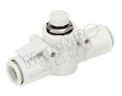 流量控制器 AS2002FS-04 最大流量:4.6 SCFM 安装样式:L 形支架安装 管直径范围:4 mm 最低工作温度:-5°C 最高工作温度:60°C 系列:AS 使用于:航空用设备  个