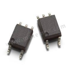光耦合器 HCPL-M611-500E 安装类型:表面安装 输出设备:晶体管 最大正向电压:1.85V 通道数目:1 针数目:5 封装类型:SO 输入电流类型:AC/DC 典型上升时间:24ns 最大输入电流:15 mA 隔离电压:3750 Vrms 逻辑输出:是 典型下降时间:10ns 系列:HCPL-M611  包