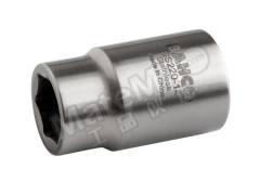 插座插件 SS224-41 插座尺寸:41mm 驱动器大小:41 mm 驱动类型:六角 总体长度:65 mm 材料:不锈钢  个