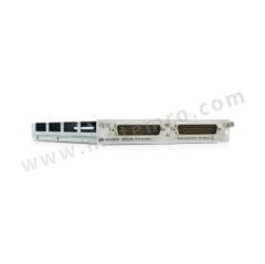 数据采集端子板 34922A 附件类型:电枢多路复用器 适用于:34980A 数据采集系统  个