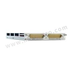 数据采集端子板 34933A 附件类型:双路 / 四路 4 Matrix 适用于:34980A 数据采集系统  个