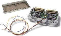 数据采集模块 34934T 附件类型:端子块 适用于:34934A 四路 4 x 32 簧 Matrix  个