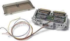 数据采集模块 34938T 附件类型:端子块 适用于:34938A 20 通道 5 a 型开关  个
