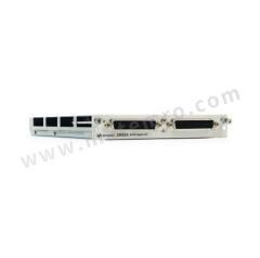数据采集端子板 34950A 附件类型:数字输入 / 输出、带存储器和计数器 适用于:34980A 数据采集系统  个