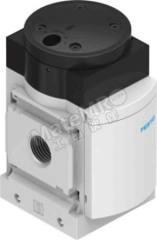 MS 系列 气动控制阀 MS6-DL-3/8 功能:2/2 连接口螺纹:G 3/8 螺纹尺寸:3/8 螺纹标准:G 制造商系列:MS  个