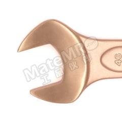 WEDO 维度 德标DIN133防爆敲击呆扳手 BE141-110 规格:110mm 主体材质:铍青铜  把