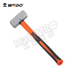 WEDO 维度 304不锈钢装柄德式八角锤 ST8408-1006 规格:1500g 锤头材质:304不锈钢  把