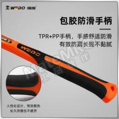 WEDO 维度 包塑柄八角锤 WD678-03 规格:3lb 锤头材质:碳钢  把