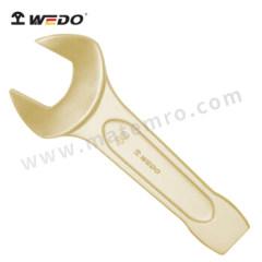 WEDO 维度 德标DIN133防爆敲击呆扳手 AL141-60 规格:60mm 主体材质:铝青铜  把