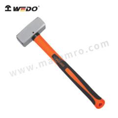 WEDO 维度 304不锈钢装柄德式八角锤 ST8408-1008 规格:2000g 锤头材质:304不锈钢  把